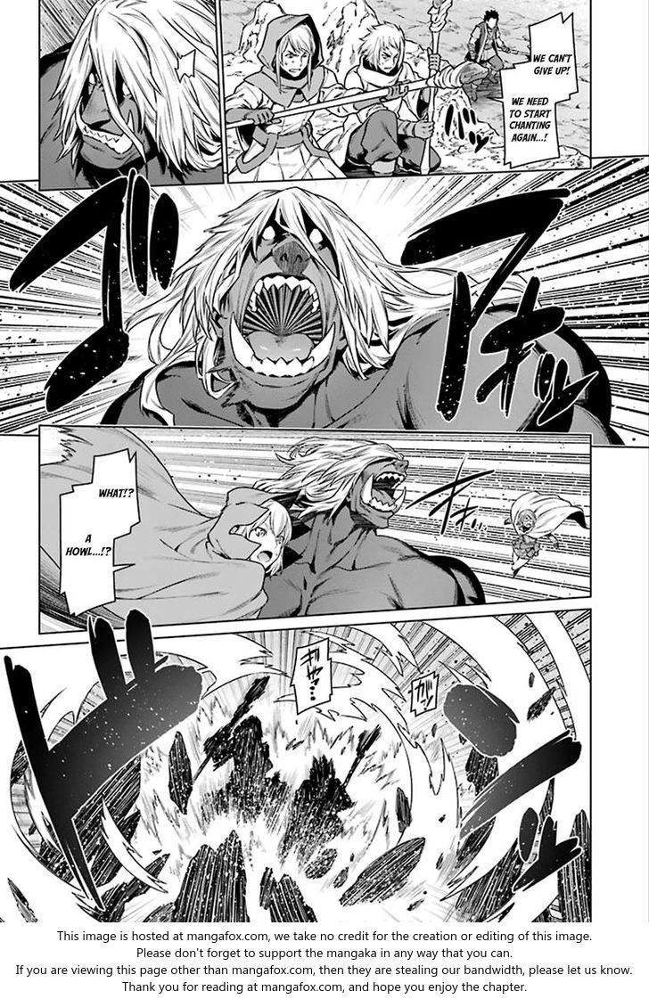 Dungeon ni Deai o Motomeru no wa Machigatte Iru Darou ka Ch.80