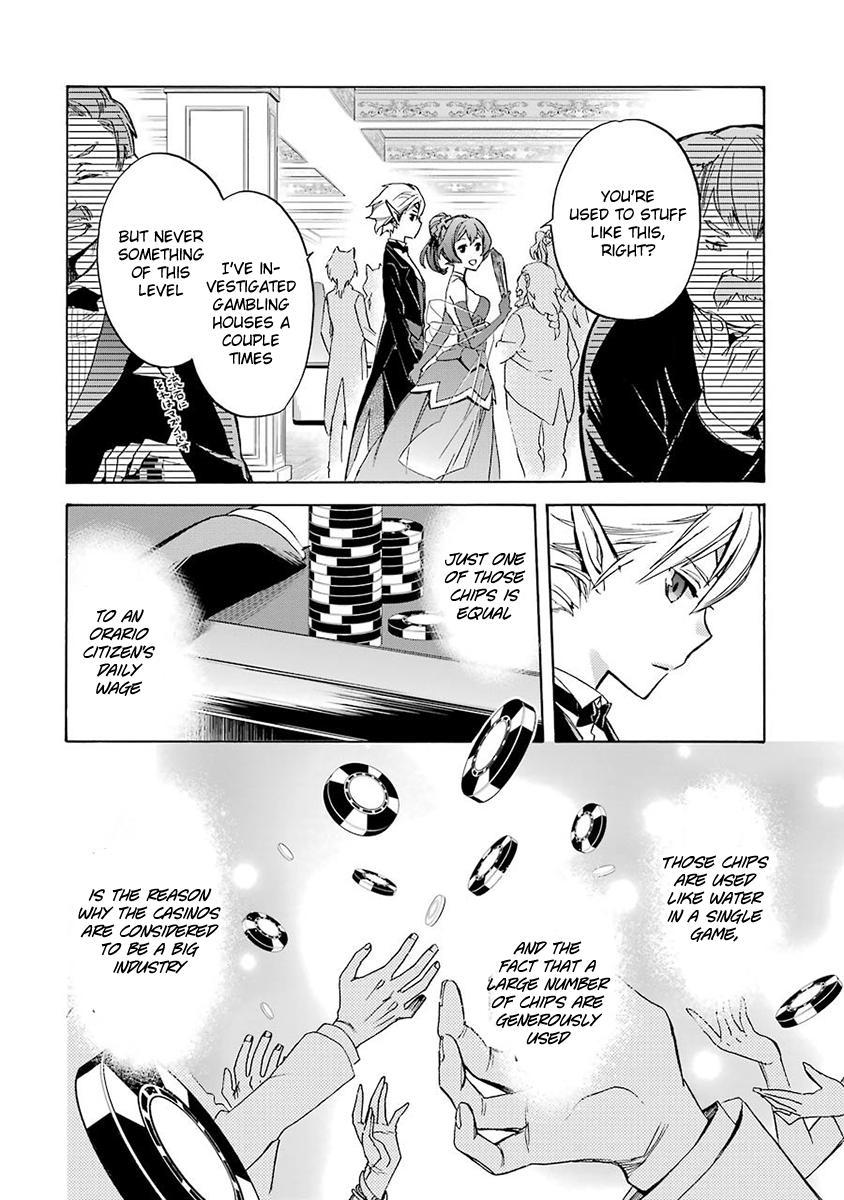 Dungeon Ni Deai O Motomeru No Wa Machigatte Iru Darou Ka: Familia Chronicle Episode Ryu - Chapter 2