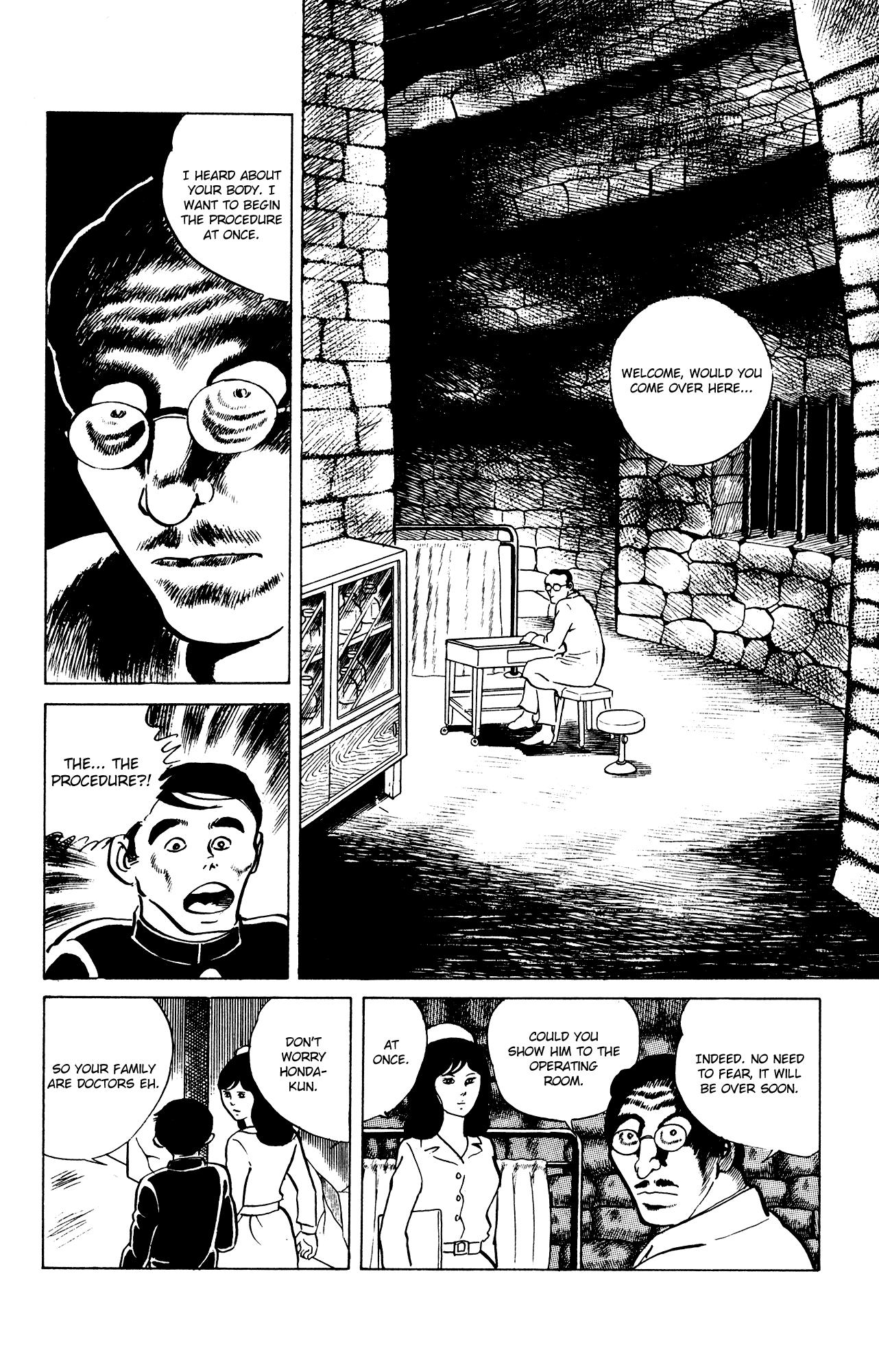 Eko Eko Azarak - Chapter 22