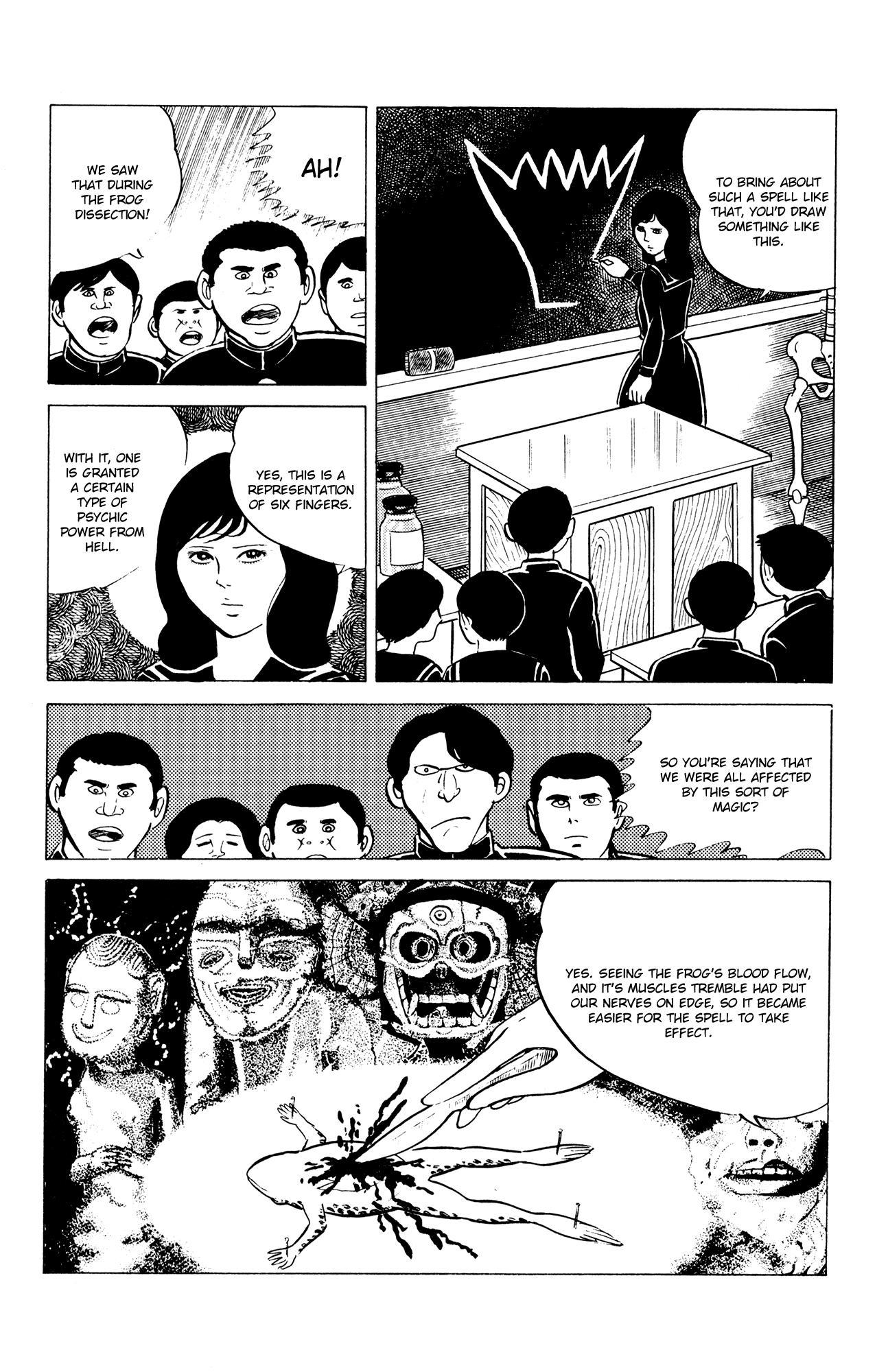 Eko Eko Azarak - Chapter 9
