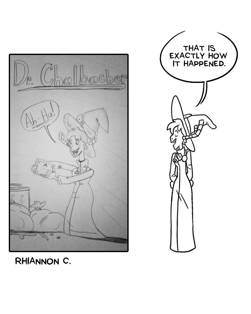 Elf & Warrior - Chapter 47