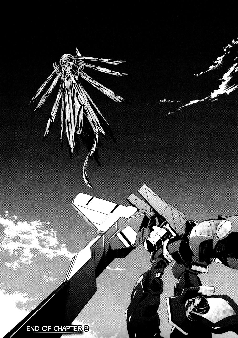 Fafner in the Azure - Dead Aggressor Ch.3