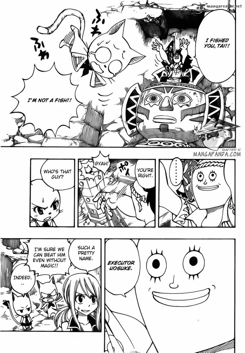 Fairy Tail 308: vs. The Executioners