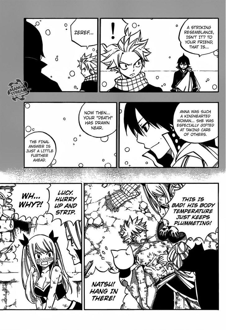 Fairy Tail - Chapter 523