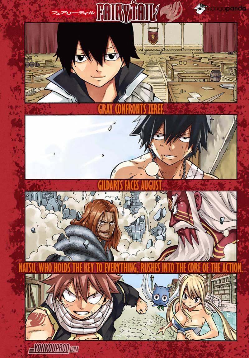 Fairy Tail - Chapter 532