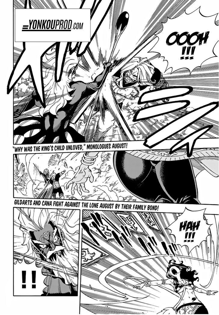 Fairy Tail - Chapter 536