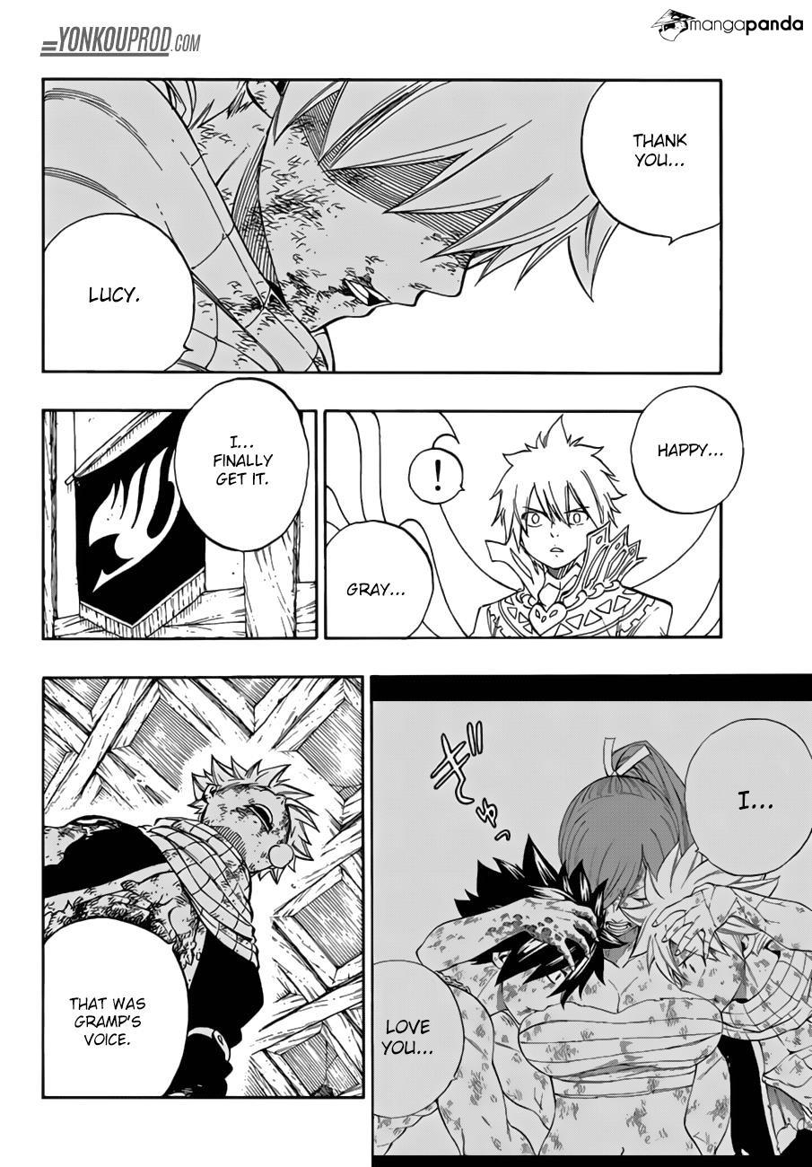 Fairy Tail Ch.535