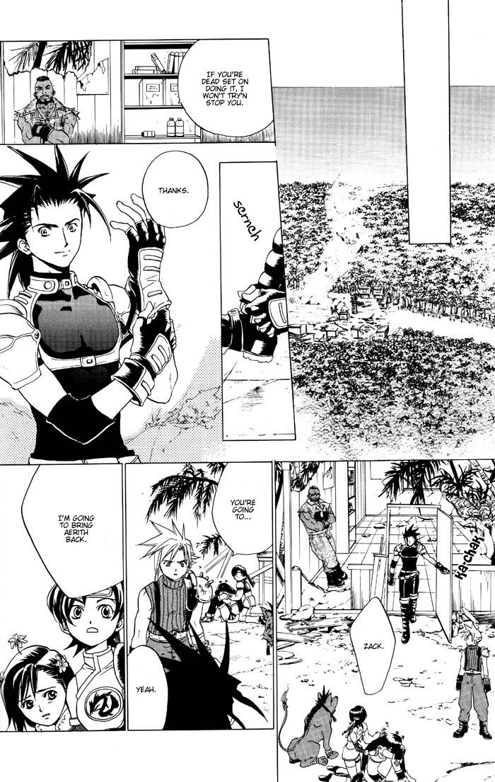 FINAL FANTASY VII The Incomplite Ch.5