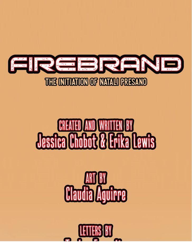 Firebrand - Chapter 3