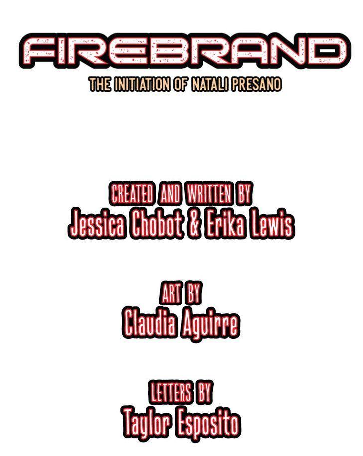 Firebrand - Chapter 1
