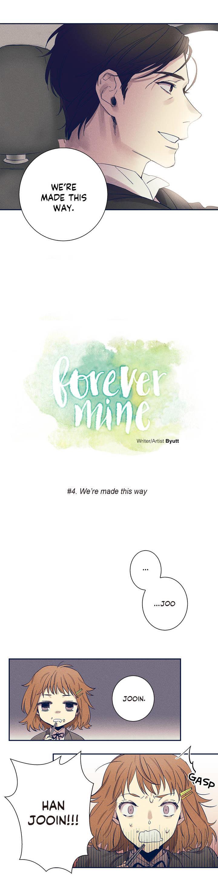 Forever Mine - Chapter 4