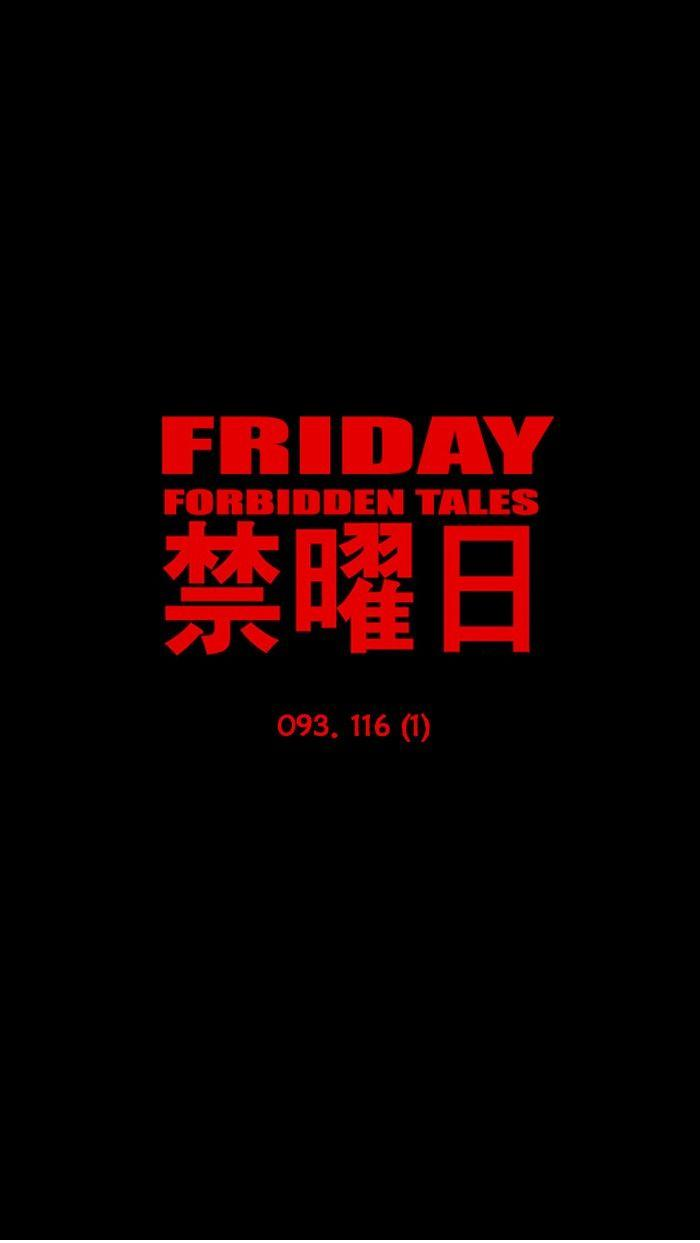 Friday: Forbidden Tales - Chapter 93