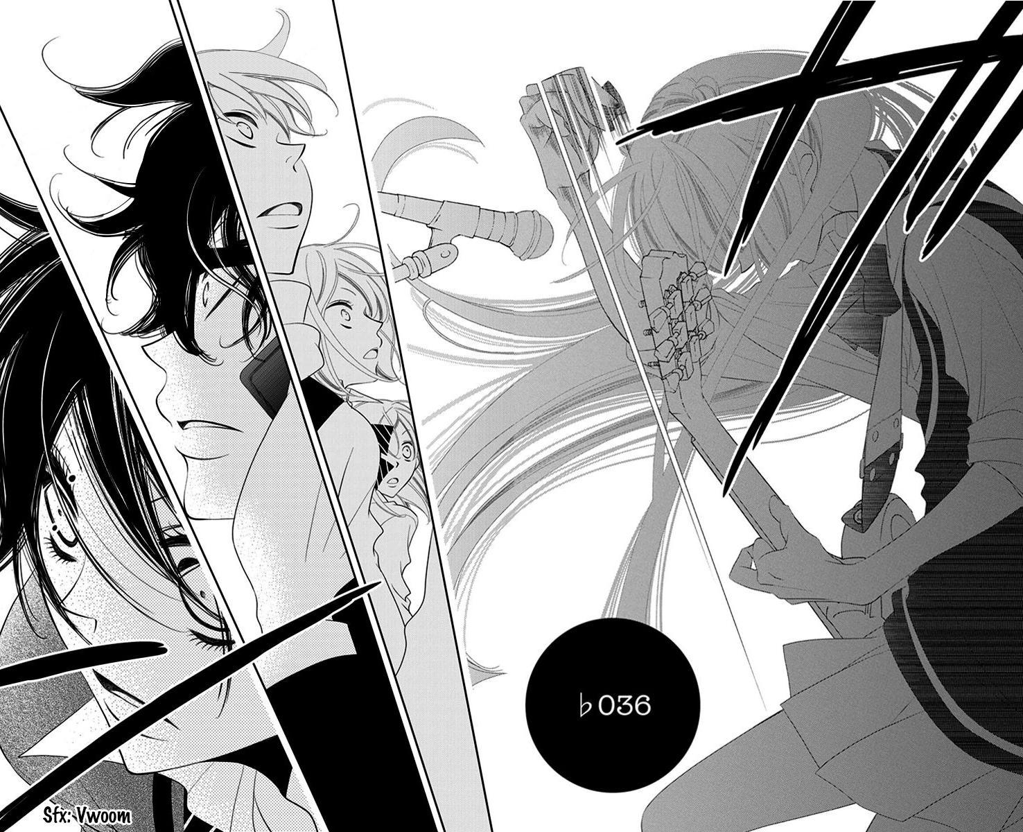 Fukumenkei Noise - Chapter 37