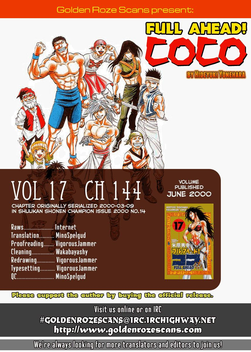 Full Ahead Coco - Chapter 145