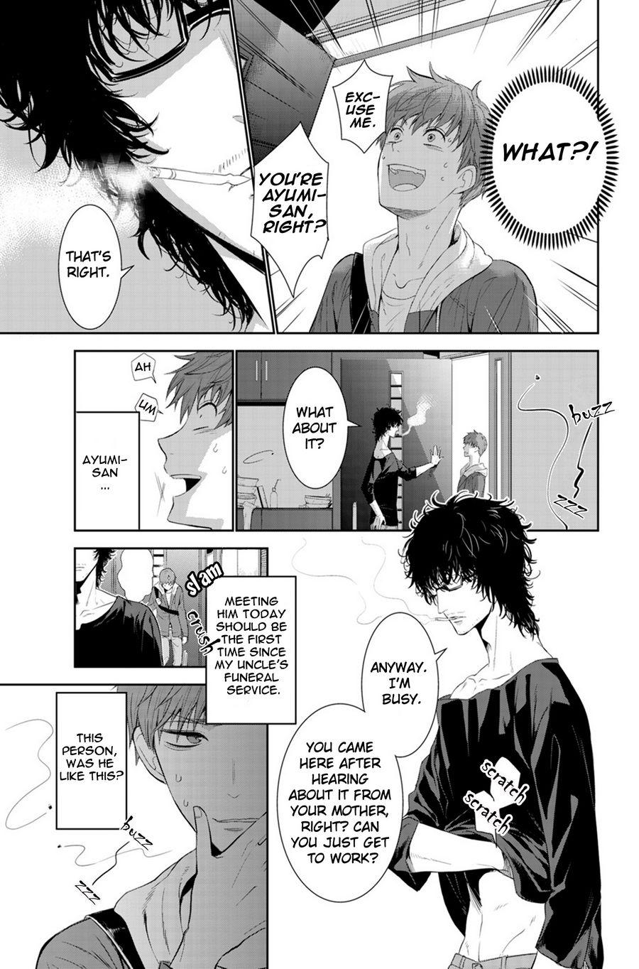 Fushidara na Hanatsumi Otoko - Chapter 1