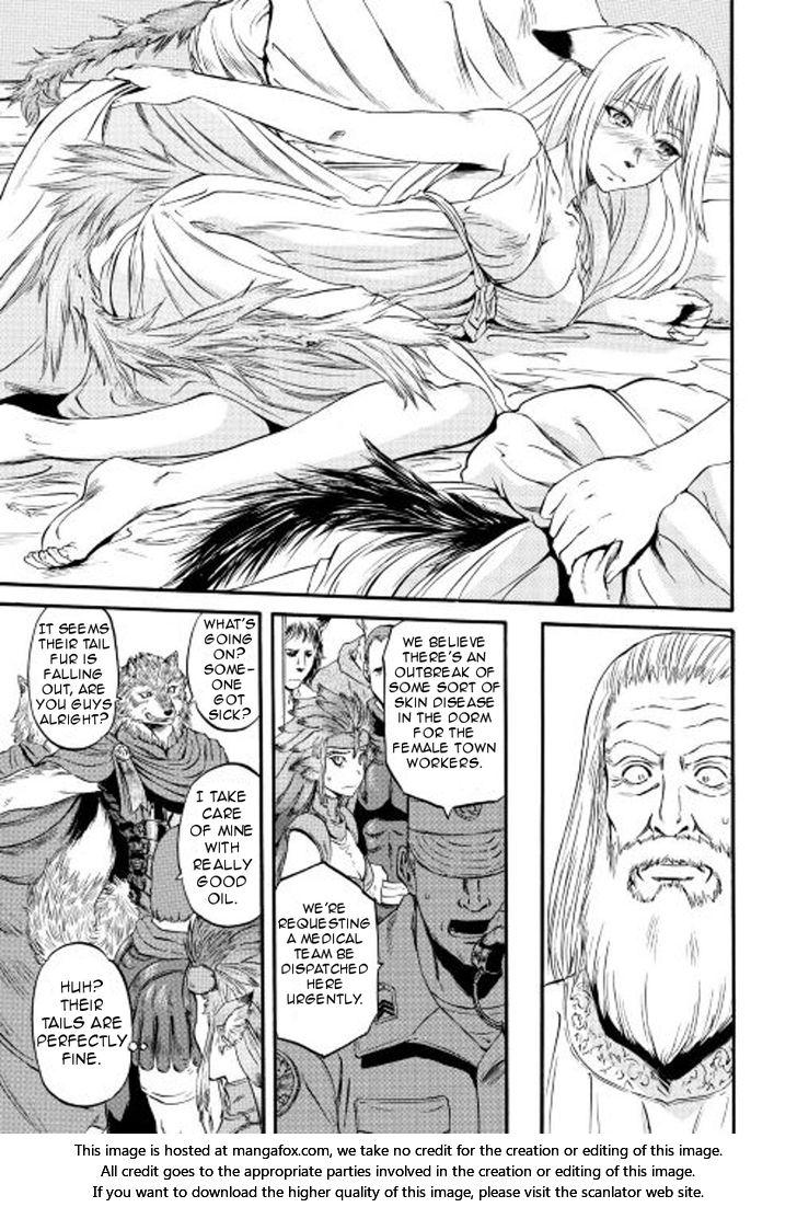 Gate - Jietai Kare no Chi nite, Kaku Tatakeri - Chapter 70