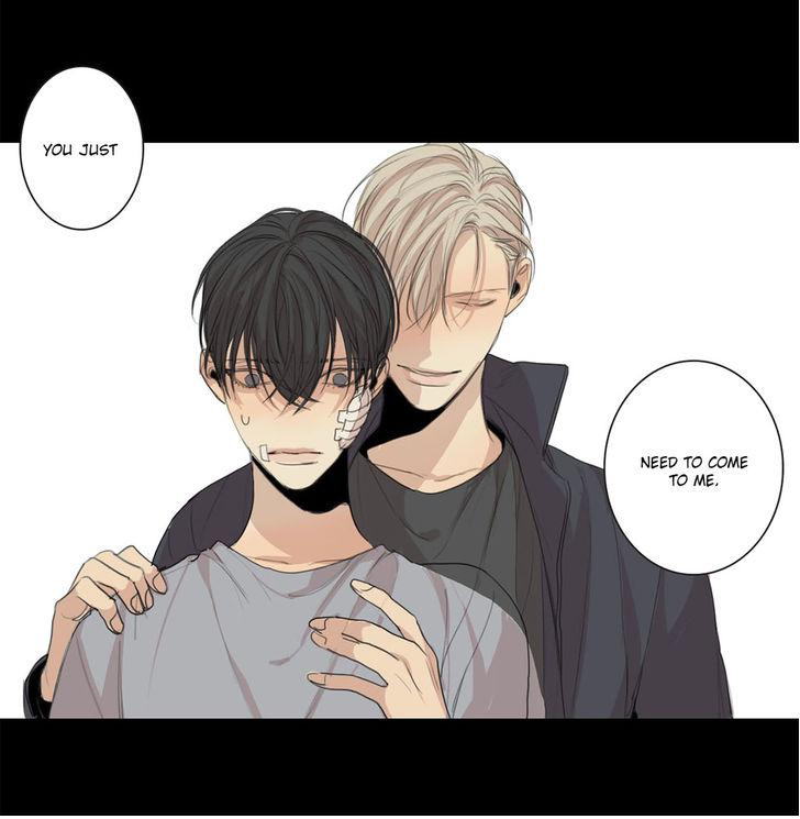 What Lies at the End - Chapter 20