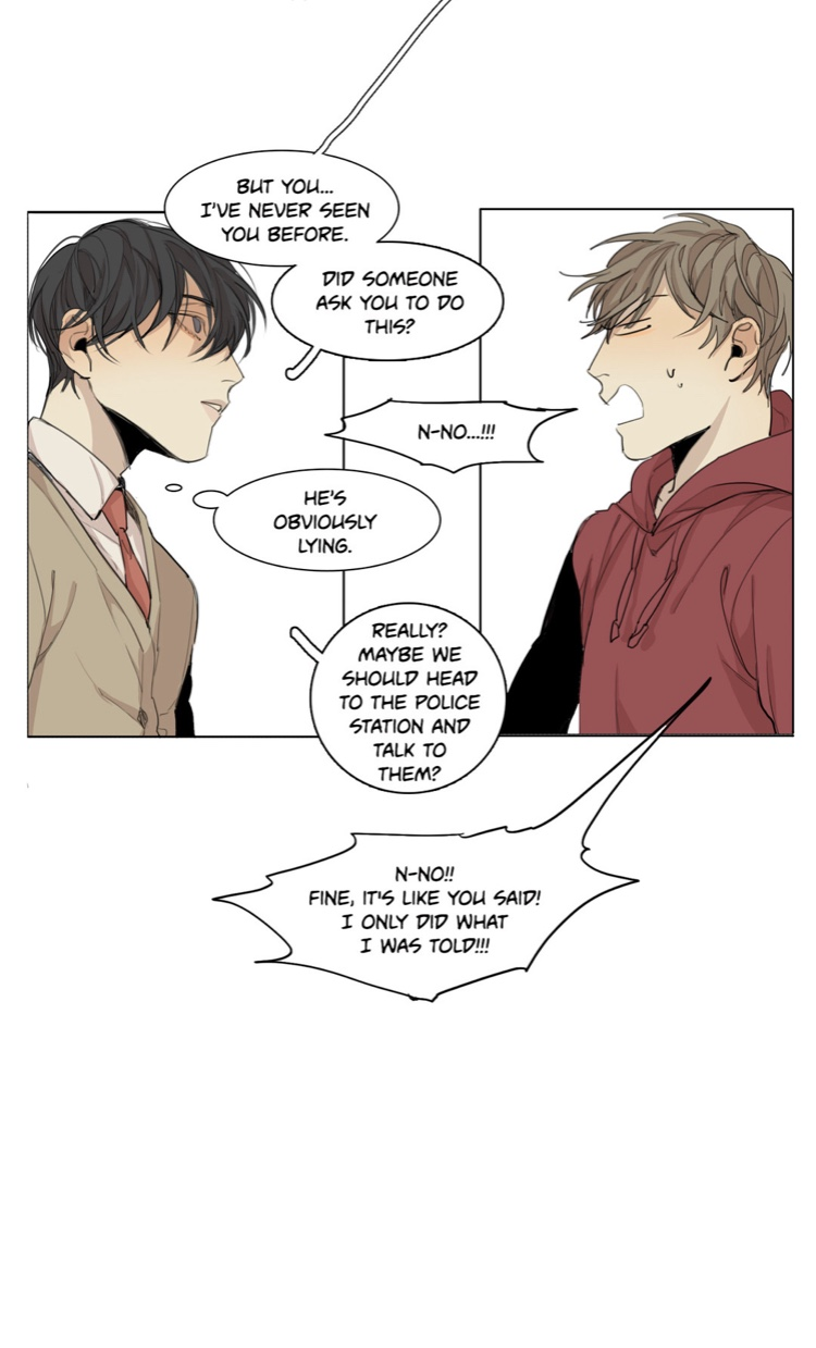What Lies at the End - Chapter 55