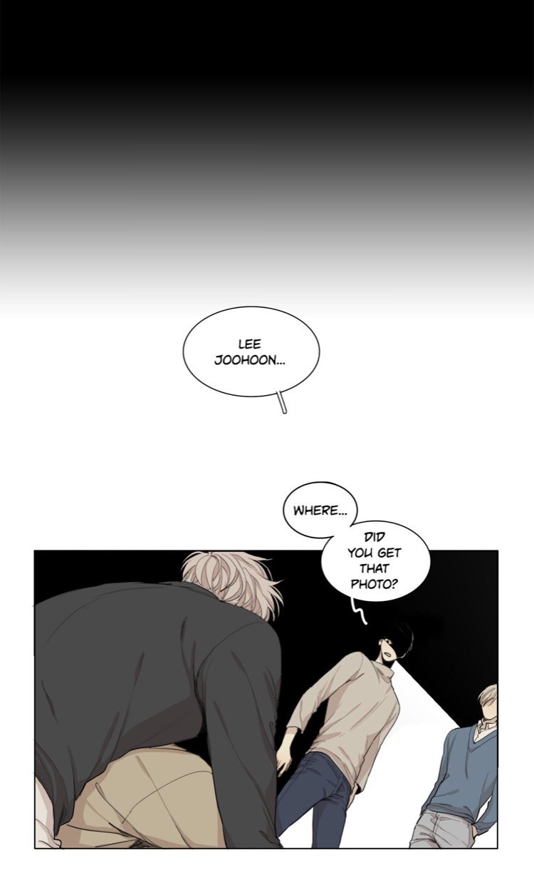 What Lies at the End - Chapter 58