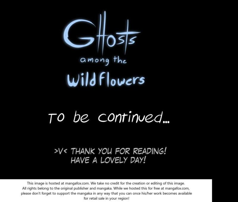Ghosts Among The Wild Flowers - Chapter 67