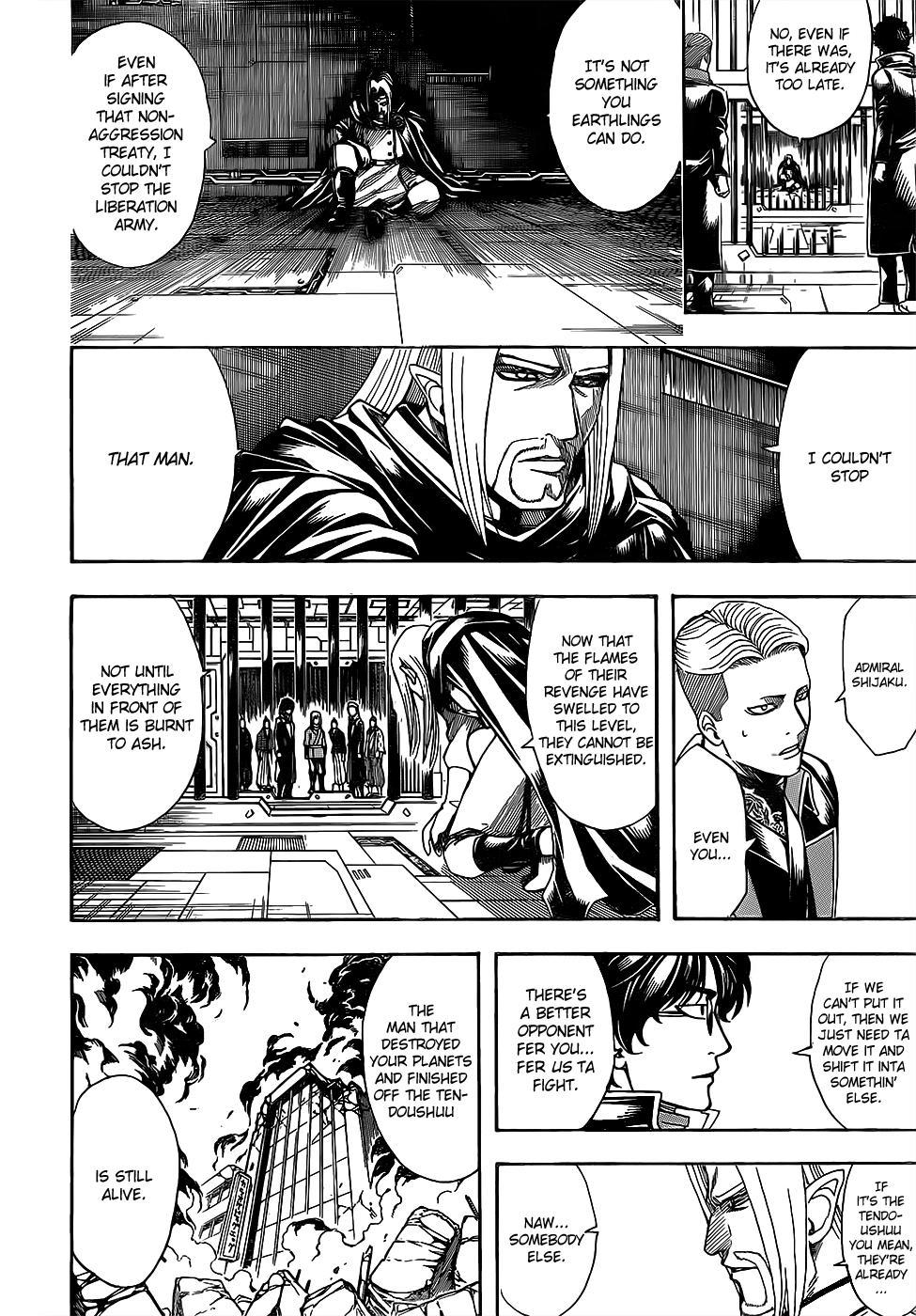Gintama - Chapter 615