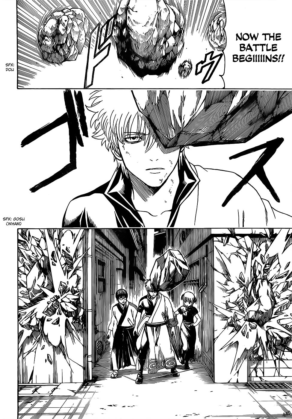 Gintama - Chapter 618