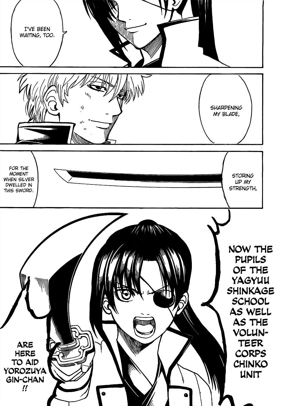 Gintama - Chapter 620