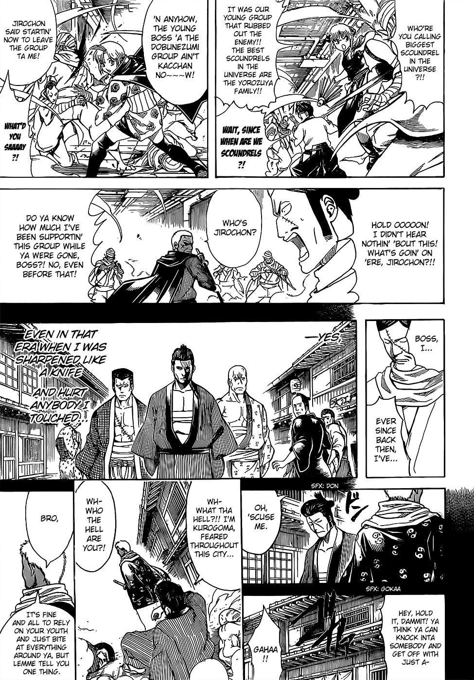 Gintama - Chapter 627