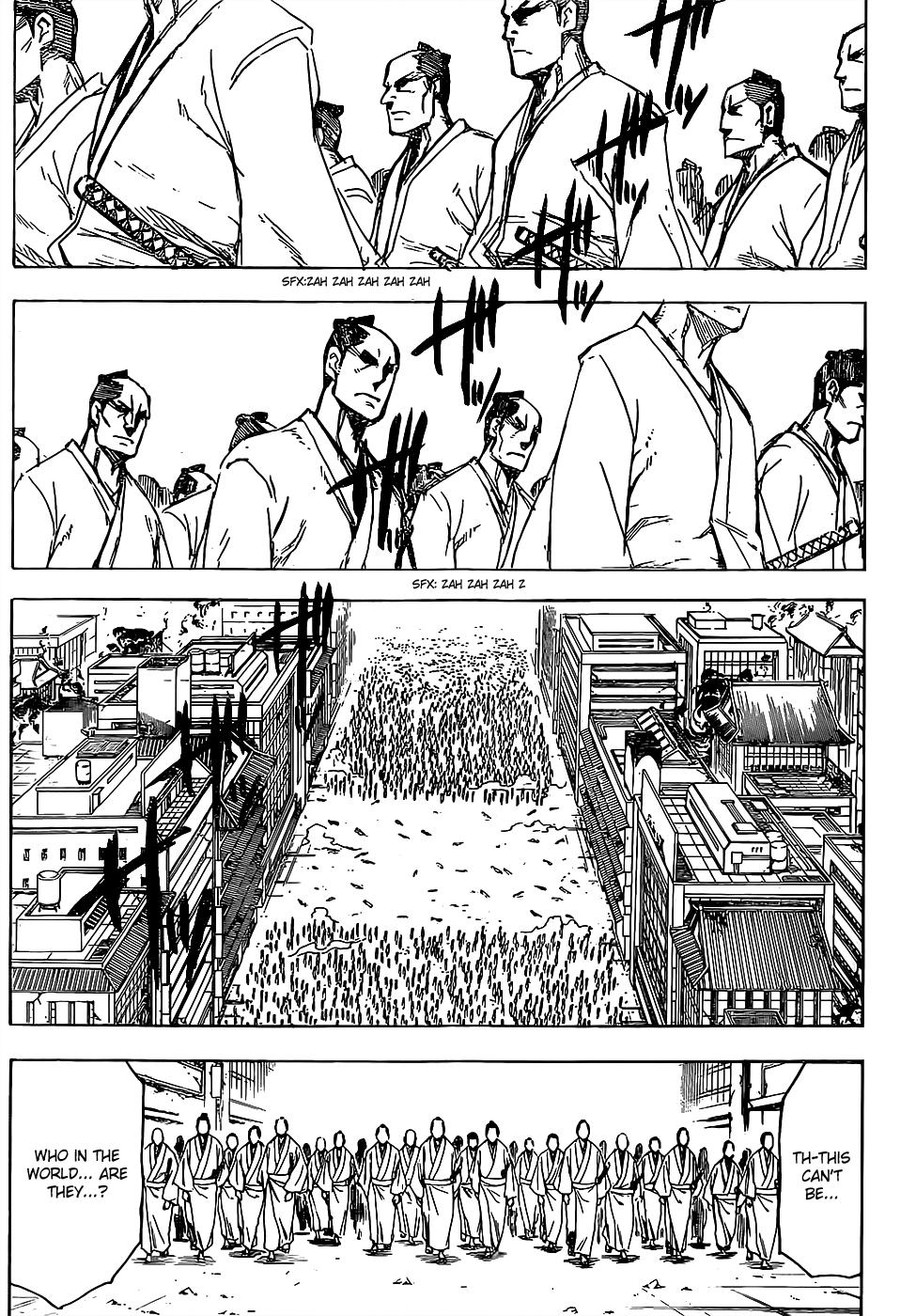 Gintama - Chapter 629