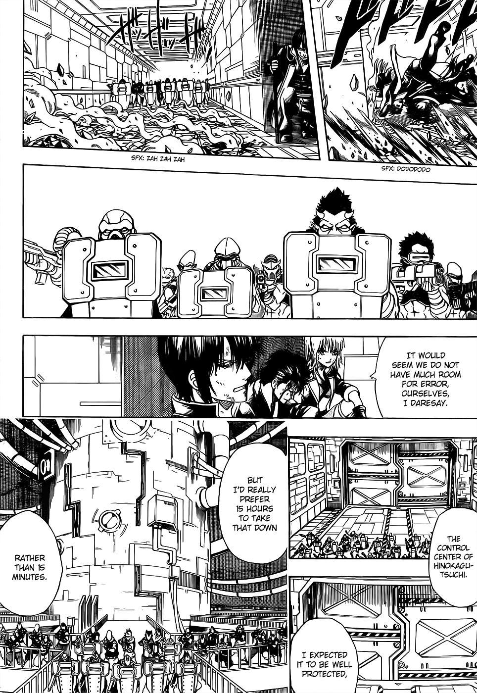 Gintama - Chapter 644
