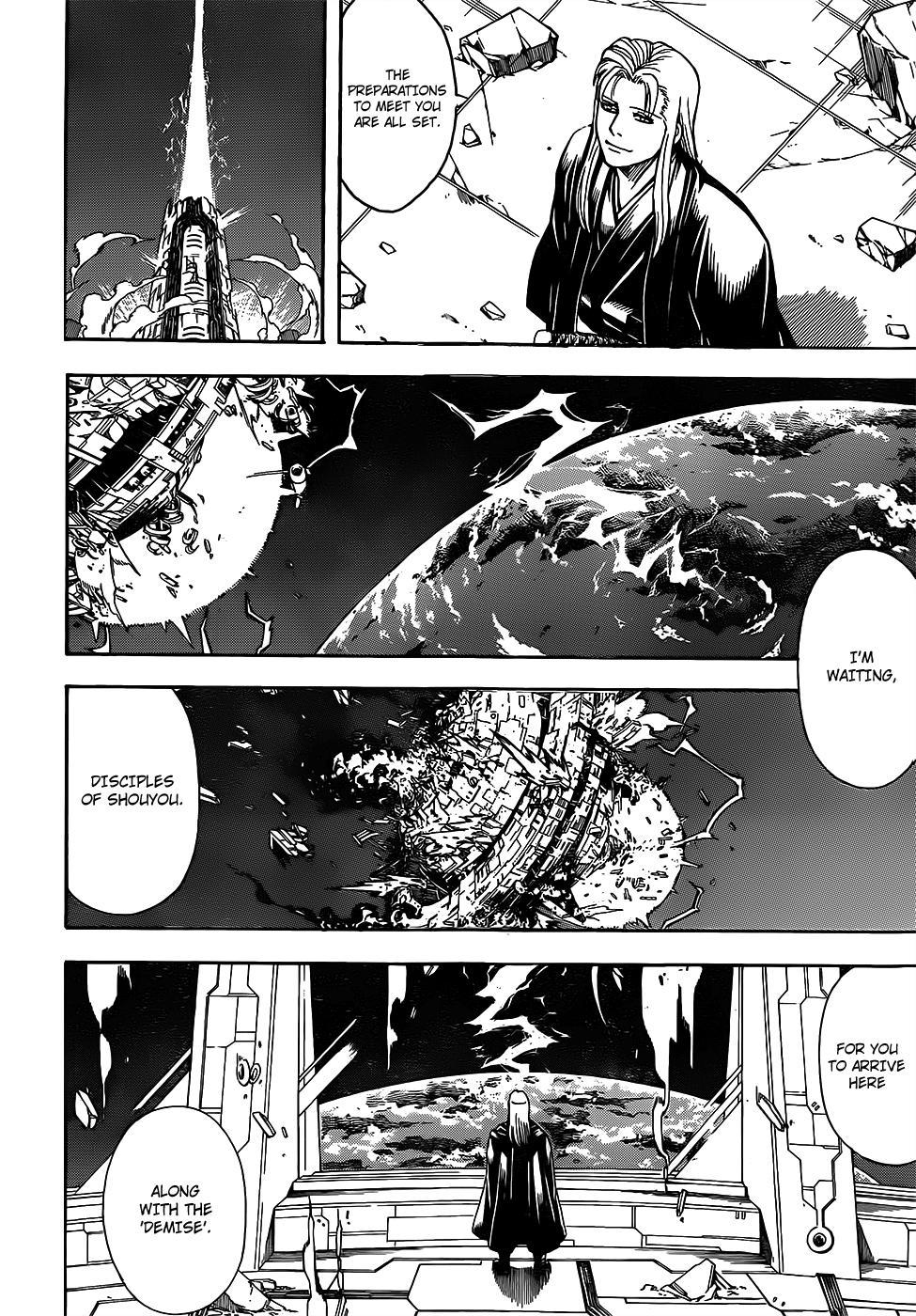 Gintama - Chapter 657