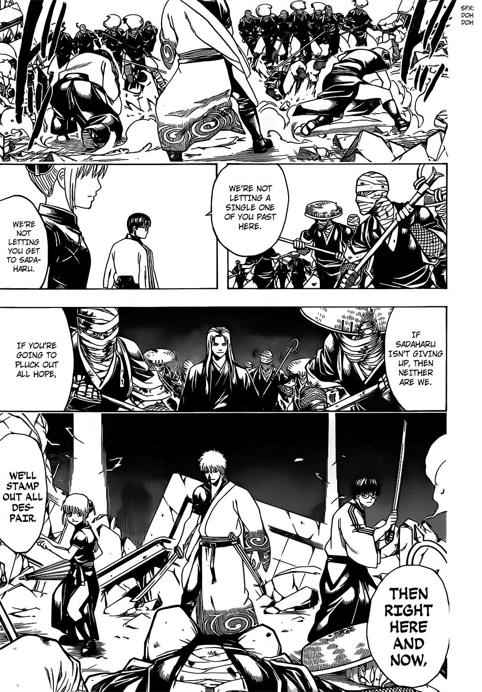 Gintama - Chapter 662