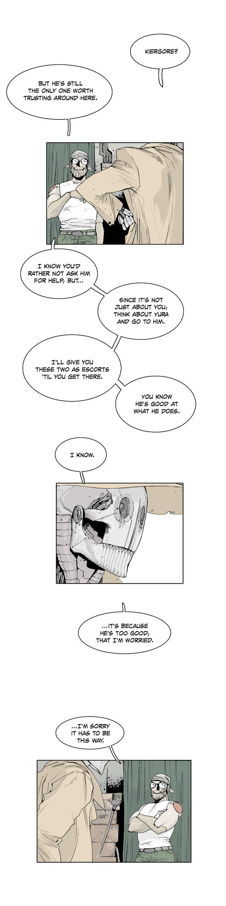 God Eater - Side By Side - Chapter 10