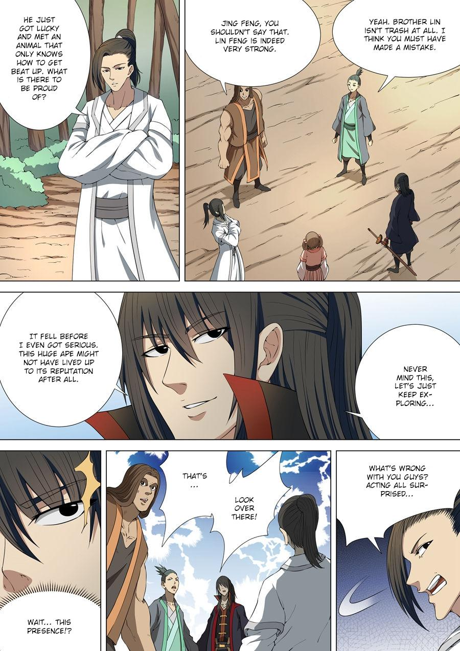 God of Martial Arts - Chapter 11