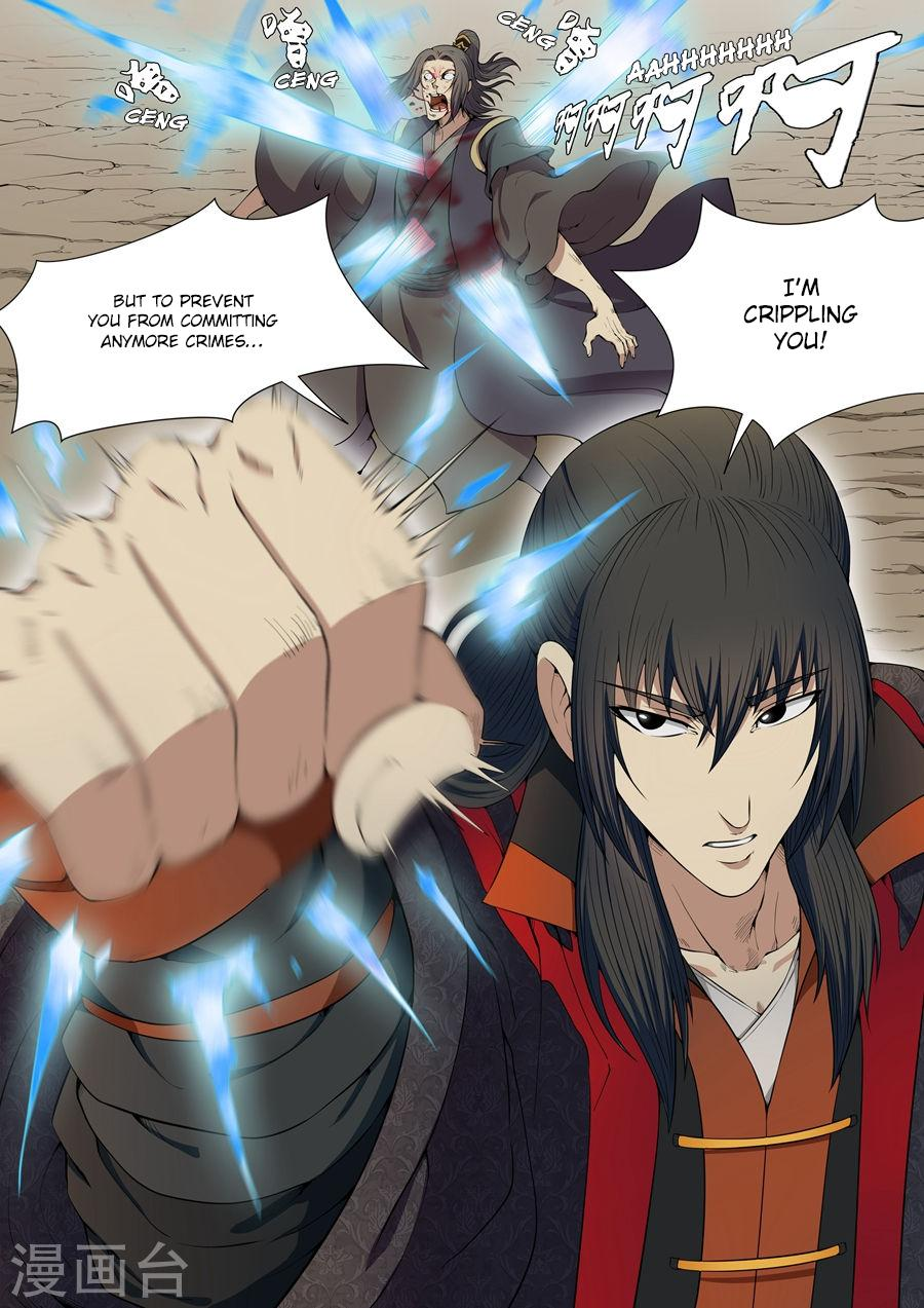 God of Martial Arts - Chapter 14