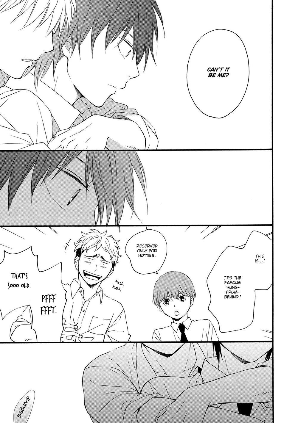 Gunjou no Subete - Chapter 4