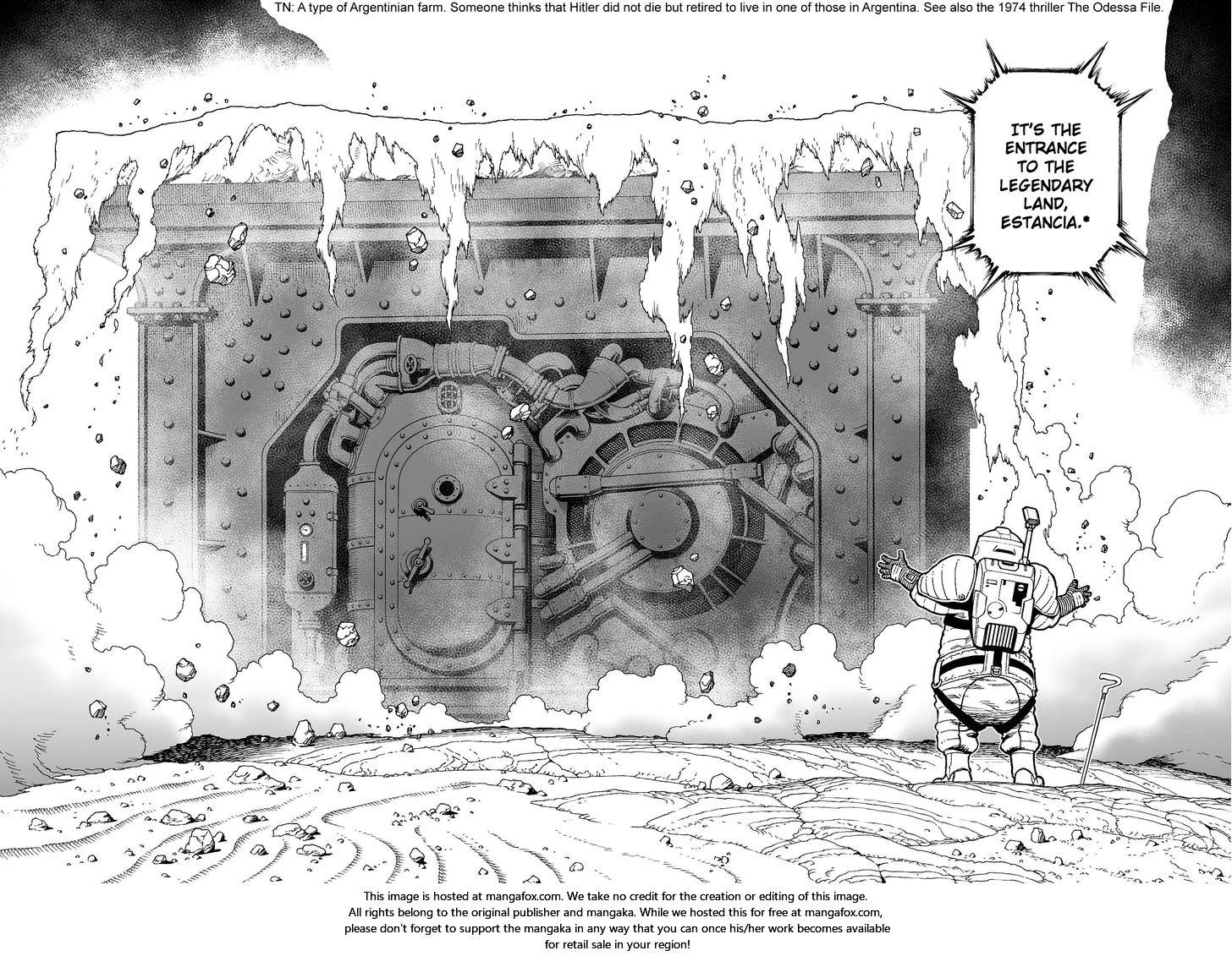 Gunnm Mars Chronicle - Chapter 39