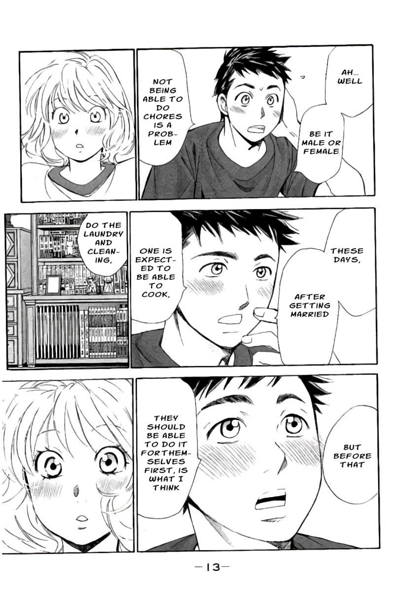 Hachiichi - Chapter 78