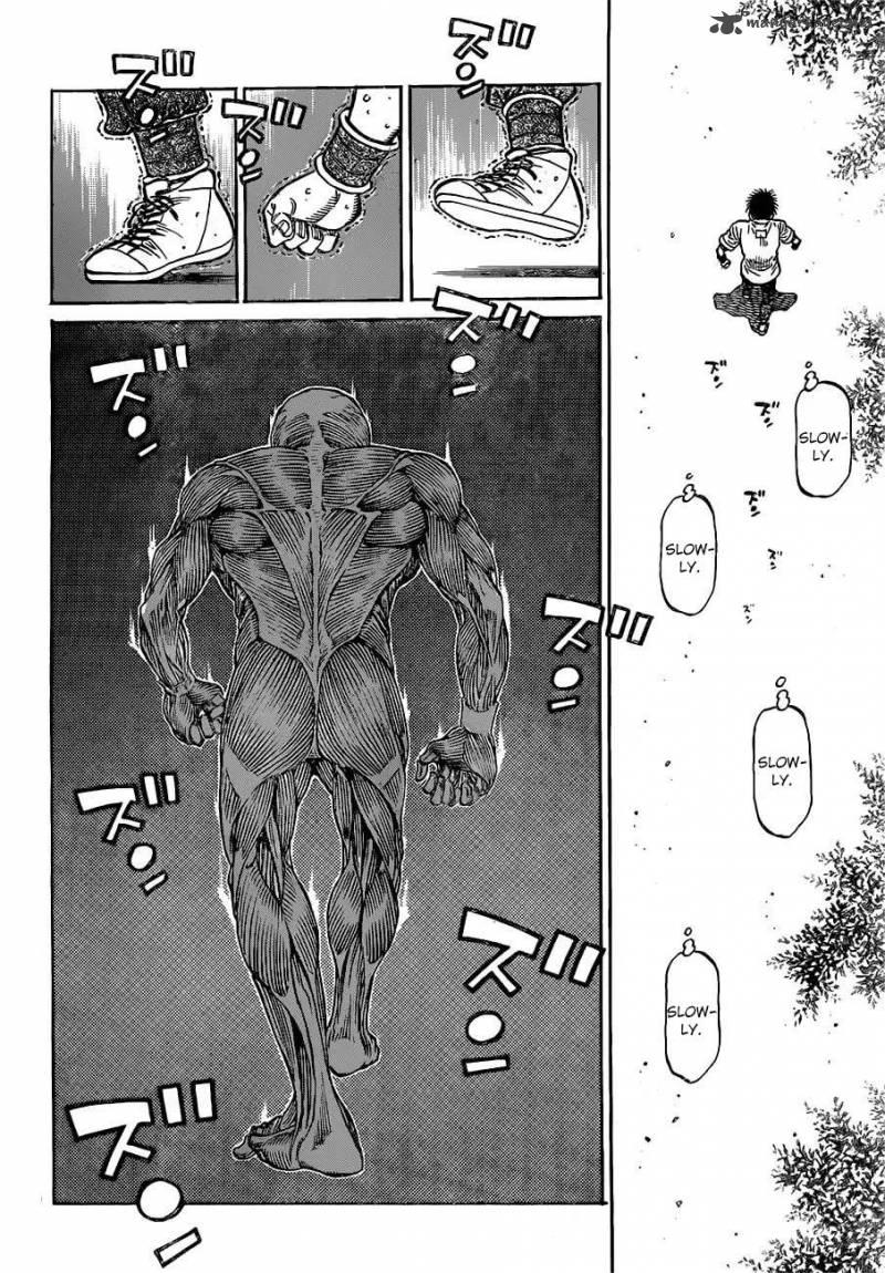 Hajime no Ippo - Chapter 1159