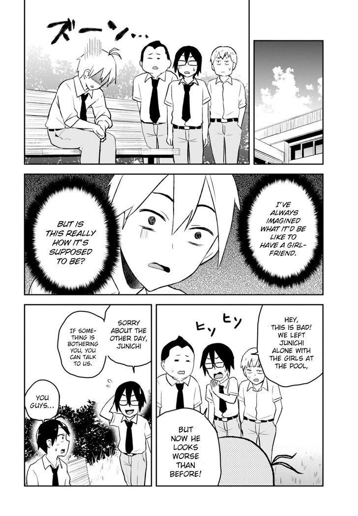 Hajimete no Gal - Chapter 21