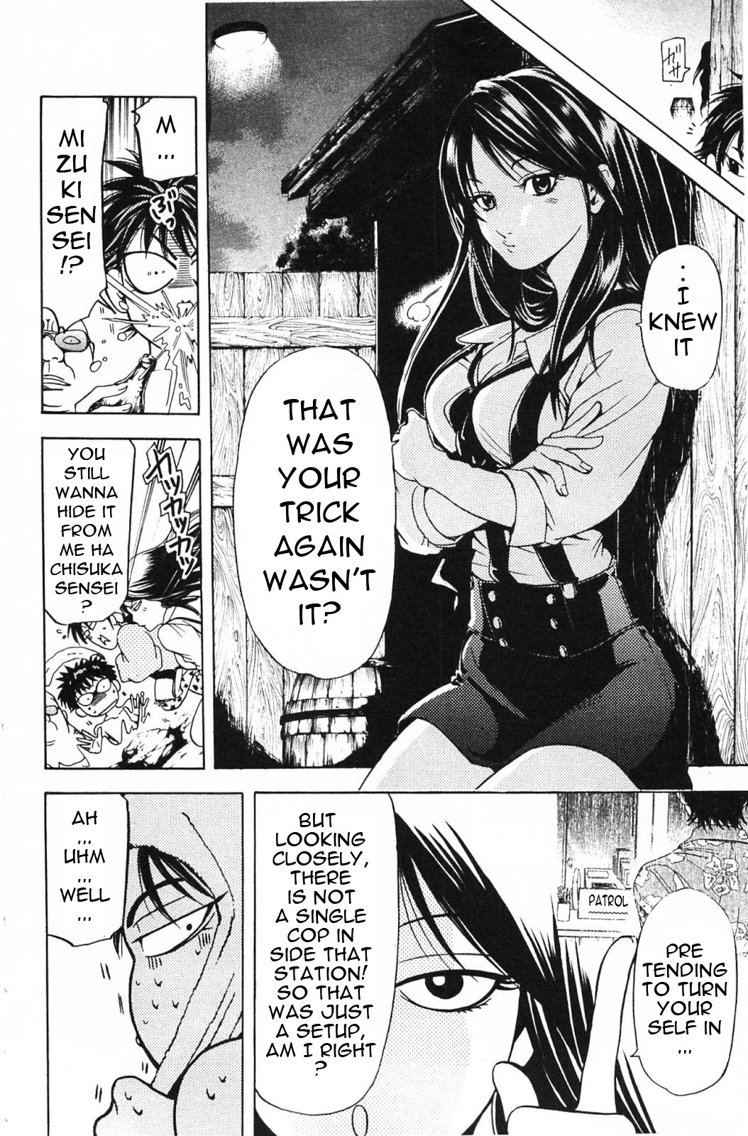 Hammer Session! In High School - Chapter 19