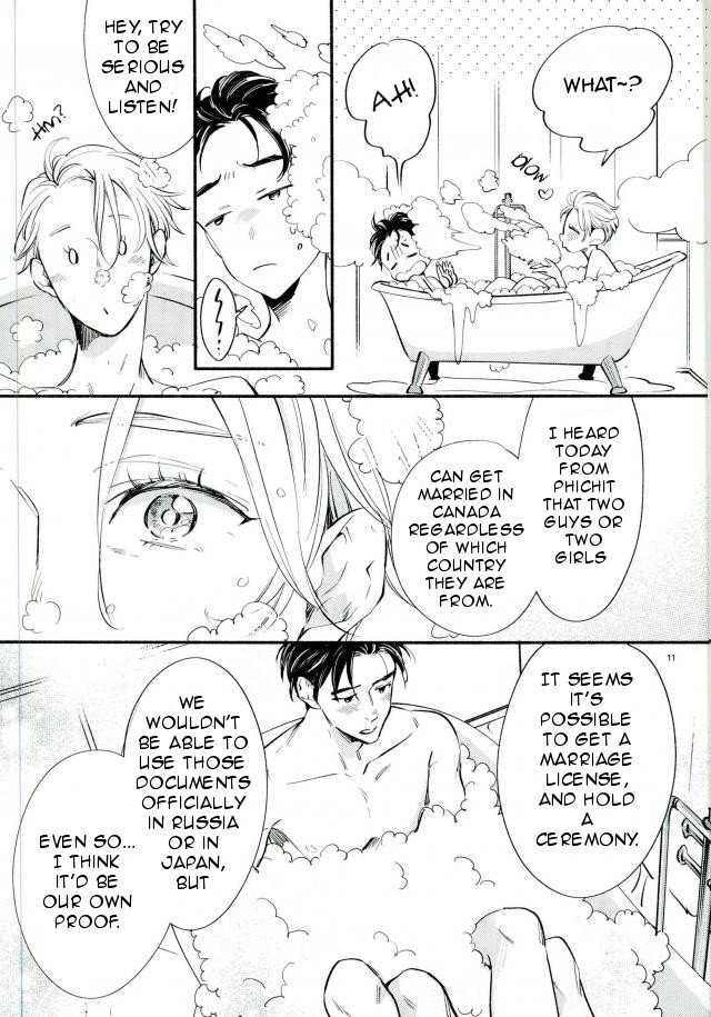 Happily ever after - Yuri!!! on ICE dj Ch.1