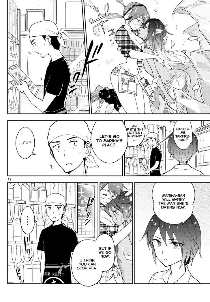 Hatsukoi Zombie - Chapter 52