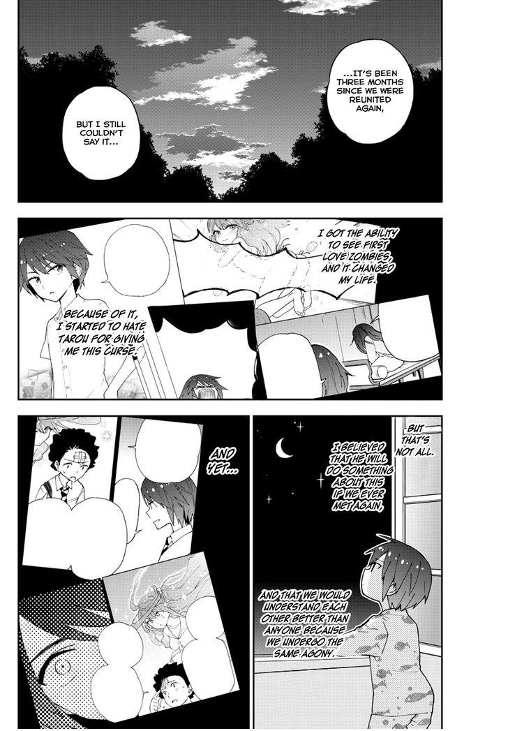 Hatsukoi Zombie - Chapter 54