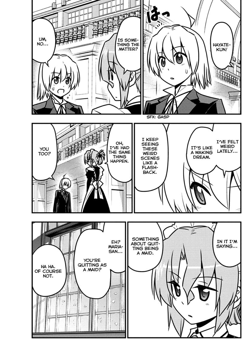 Hayate the Combat Butler - Chapter 585