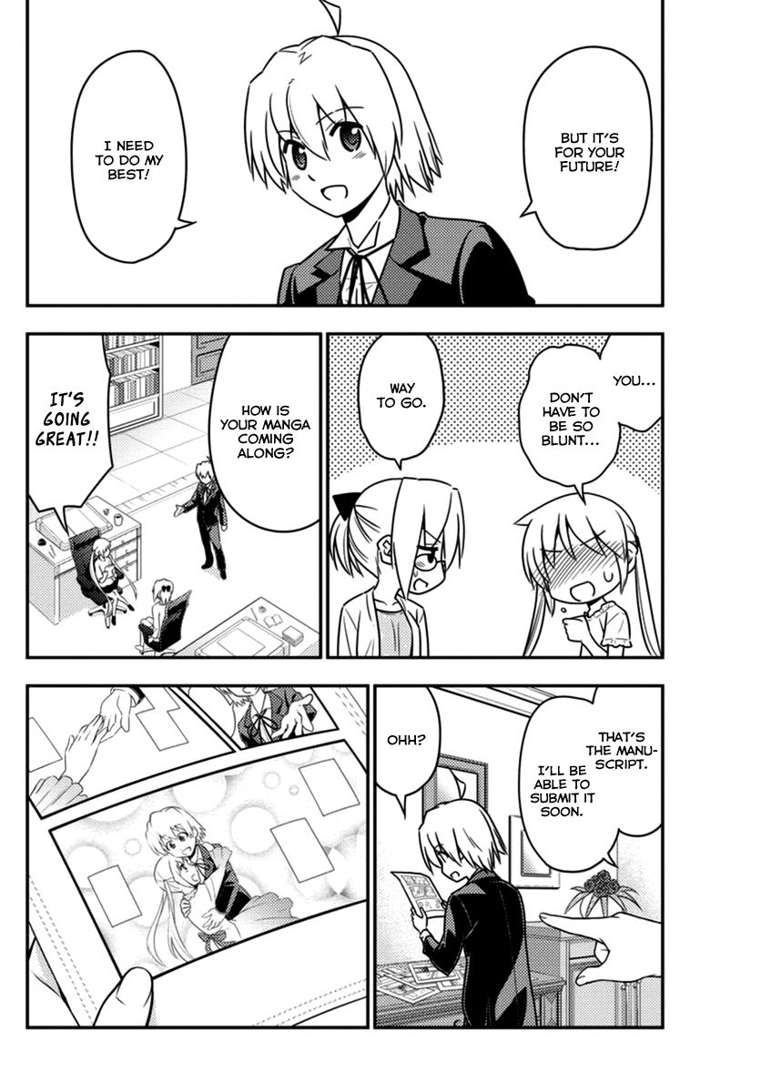 Hayate the Combat Butler - Chapter 589