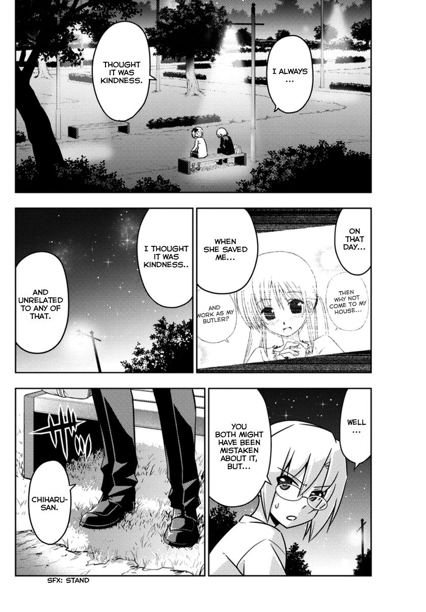 Hayate the Combat Butler - Chapter 591