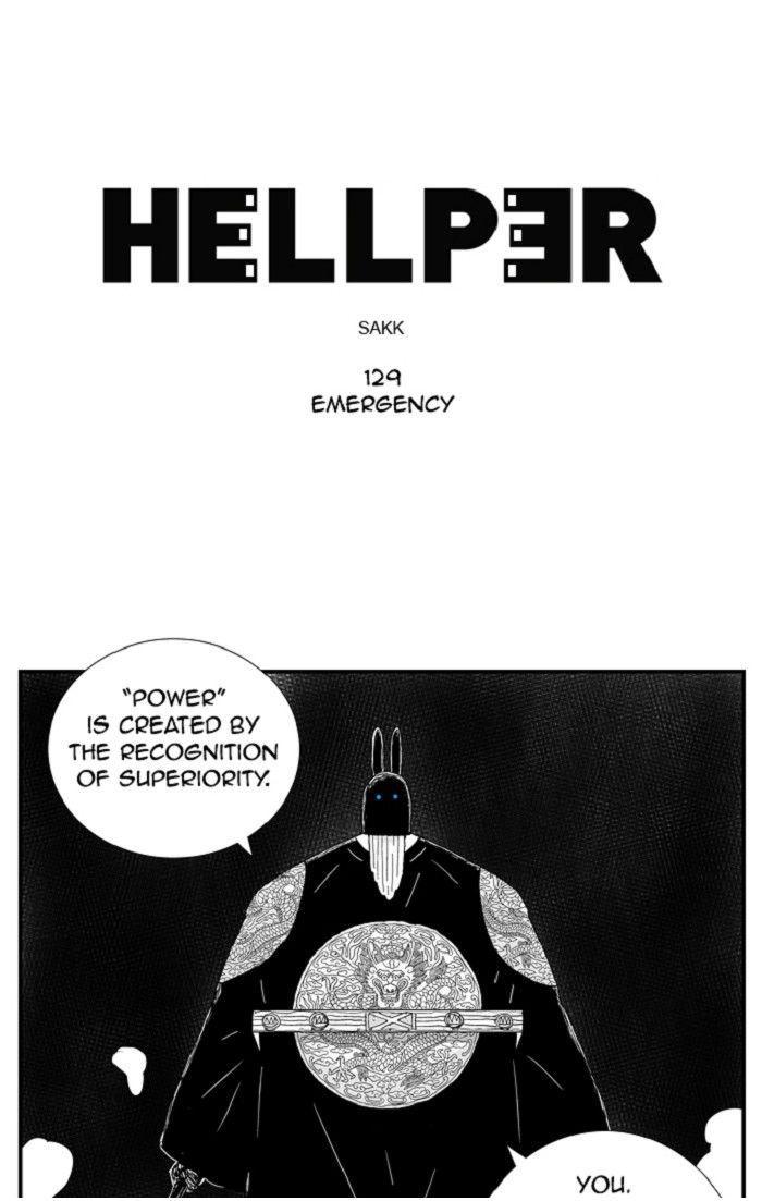 Hello Hellper - Chapter 137