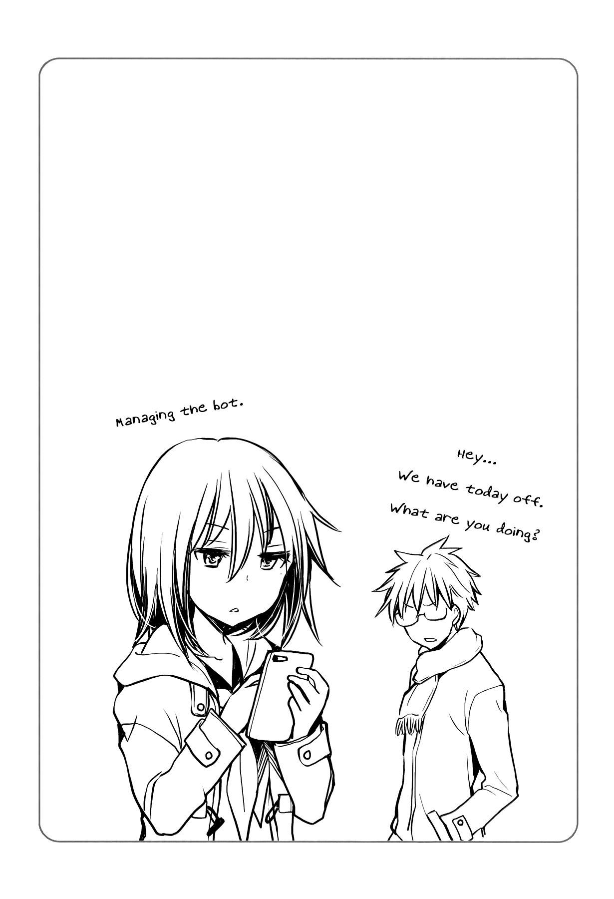 Henjo - Hen na Joshi Kousei Amaguri Chiko Vol.3 Ch.25