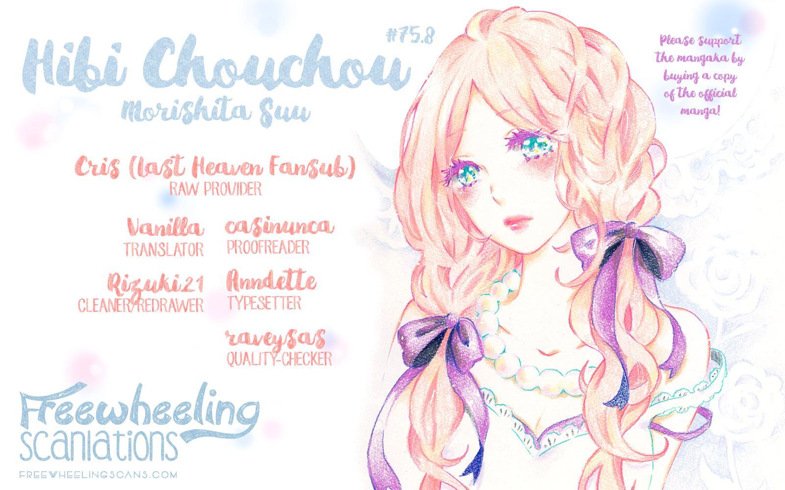 Hibi Chouchou - Chapter 87